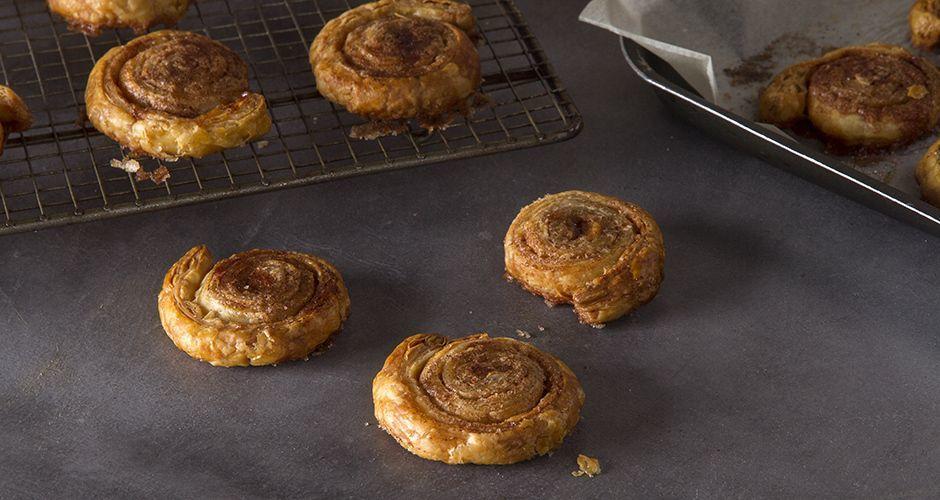 Crunchy Cinnamon Rolls