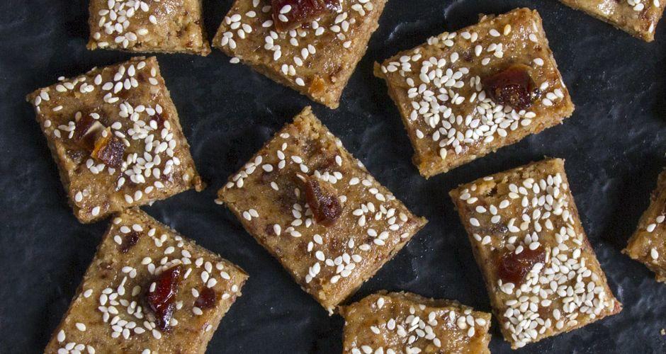 Recipe main akis petretzikis tahini fudge site