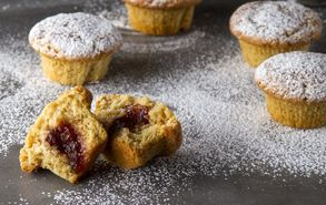 Recipe thumb akis petretzikis muffin marmelada site