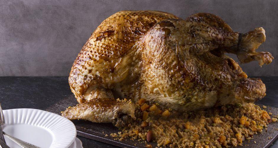 Quick Christmas turkey