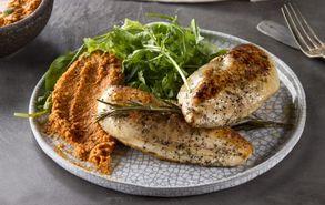 Recipe thumb akis petretzikis romesco sauce site