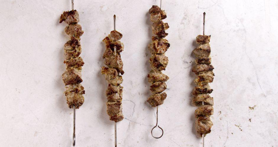 Lamb Souvlaki