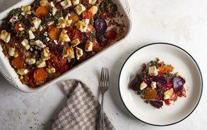 Recipe thumb akis petretzikis quinoa psita laxanika site