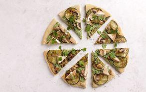 Recipe thumb akis petretzikis vegan pizza melitzana manitaria tofu site healthy