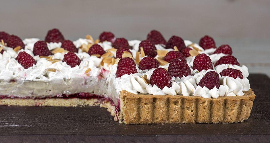 Chamomile Cream Tart