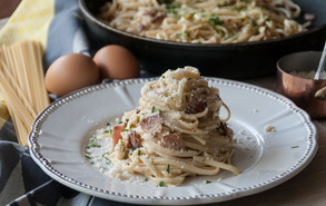 Recipe thumb akis petretzikis authentiki carbonara